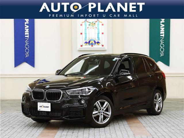 BMW sDrive 18i Mスポーツ コンフォートPKG/1年保証・走行距離無制限/禁煙車/1オーナー/衝突軽減B/HDDナビ/Bカメラ/ミラーETC/シートH/Pゲート/車線逸脱警告/クリアランスソナー/スピードリミッター/サイサポート