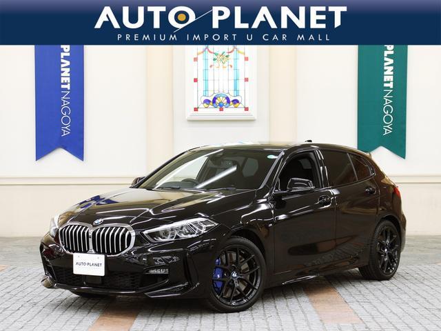 BMW 118i Mスポーツ /iDriveナビゲーションPKG/MスポーツプラスPKG/コンフォートPKG/禁煙車/1オーナー/衝突軽減B/ACC/ナビ/Bカメラ/Pゲート/コンフォートアクセス/LEDヘッドライト/ミラーETC