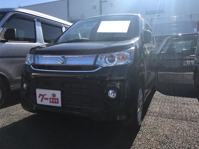 「スズキ」「ワゴンRスティングレー」「コンパクトカー」「愛知県」の中古車