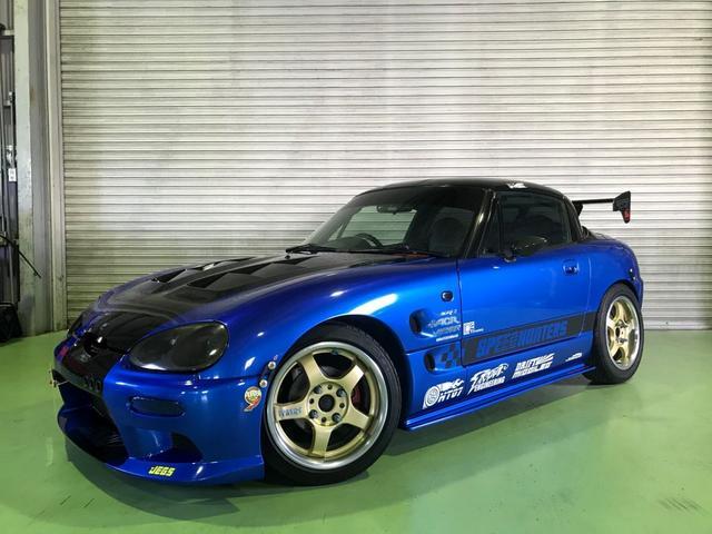 スズキ カスタムカプチーノ 室内展示 OL車