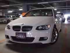 BMW335iカブリオレ Mスポーツパッケージ タンレザー