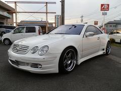 M・ベンツCL600