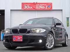 BMW120i Mスポーツパッケージ サンルーフ レザーシート