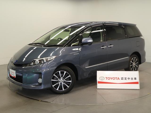 トヨタ アエラス プレミアムエディション フルセグ・バックモニター付