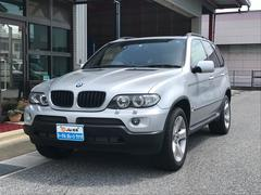 BMW X53.0i 4WD サンルーフ ナビTV アルミ