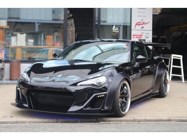 トヨタ GT 6速MTリバティーウォークフルエアロコンプリート
