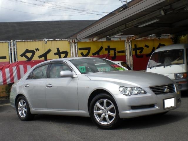 トヨタ 250G Fパッケージ 社外ナビ・TV・DVD 社外アルミ