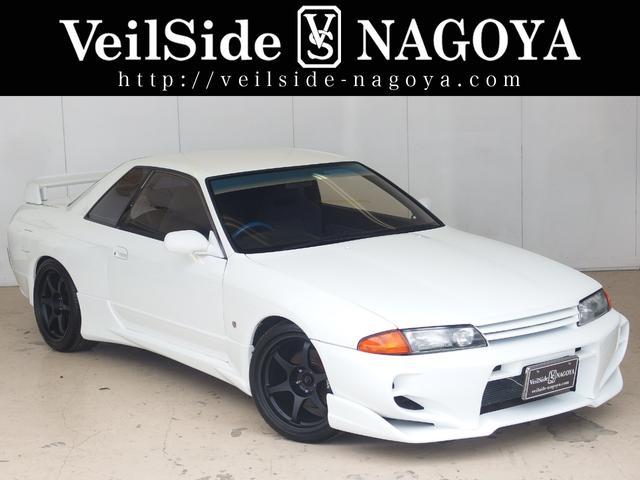 日産 GT-R ヴェイルサイドコンバットエアロ HKS車高調