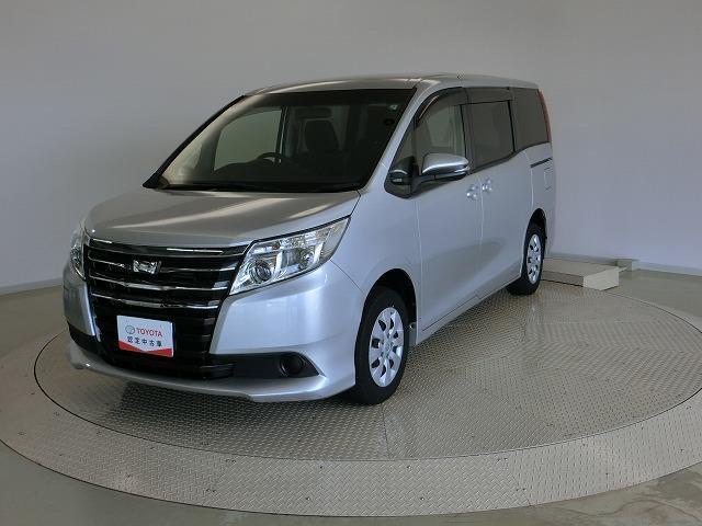 トヨタ ノア X クルマイスシヨウ 3列シート スマートキ- ワンオーナー
