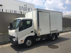 ダイナトラック中温冷蔵冷凍車 車両総重量4775kg