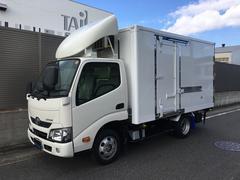 ダイナトラック冷蔵冷凍車 中温冷凍車 バックモニター