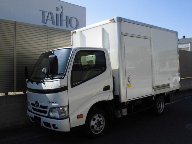 トヨタ ロングフルジャストロー 冷蔵冷凍車