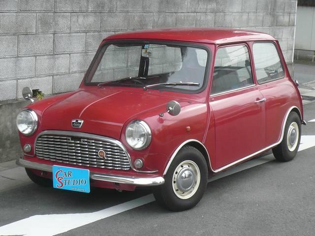 「ローバー」「ローバー MINI」「セダン」「岐阜県」の中古車