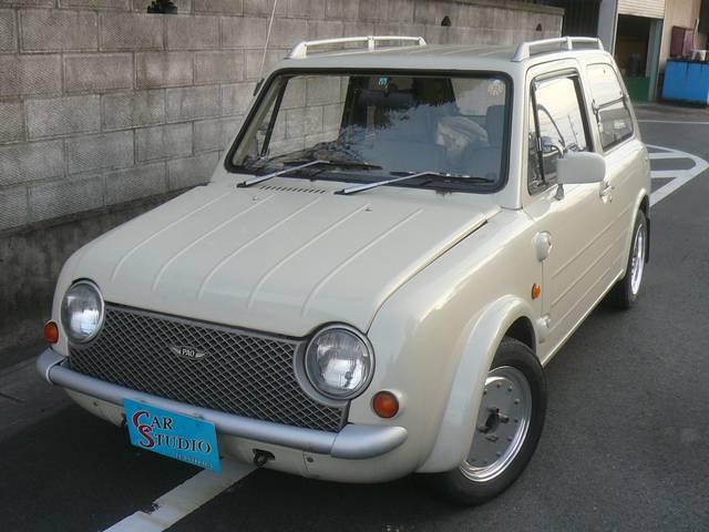 日産 ベースグレード 社外オーディオ 内外装レストア車