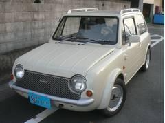 パオベースグレード 社外オーディオ 内外装レストア車