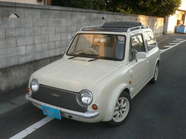 日産 キャンバストップ 内外装レストア車