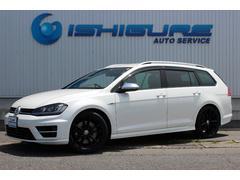 VW ゴルフRヴァリアントローンチエディション 100台限定車 専用19AW