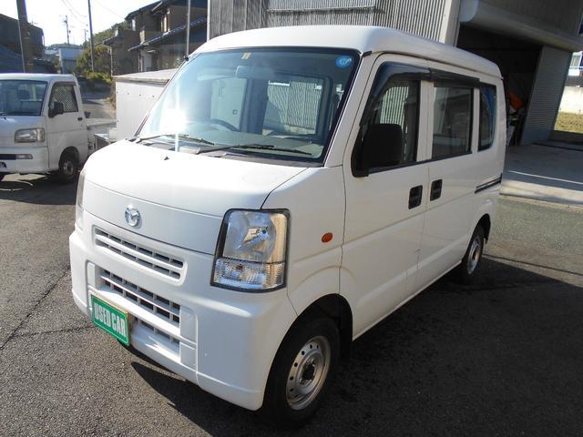 マツダ PA 5速 34000Km キーレス タイヤ&バッテリ-新品