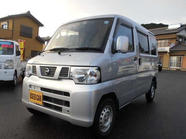 日産 GL-P 48000Kmキ-レス PW SRS バッテリ新品