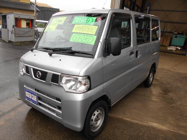 日産 DX 4WD-AT 16000Km SRS PS AC
