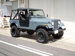 AMCジープ CJ−7