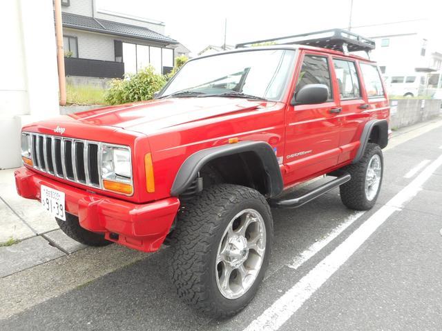「その他」「ジープチェロキー」「SUV・クロカン」「愛知県」の中古車