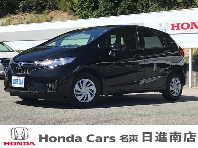 ホンダ 13G・Fパッケージ ファインエディション 元デモカー