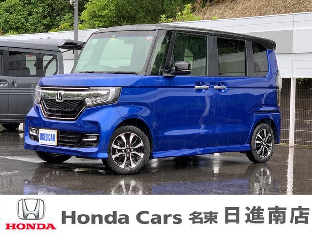 ホンダ G・EXホンダセンシング 元デモカー 両側電動スライドドア