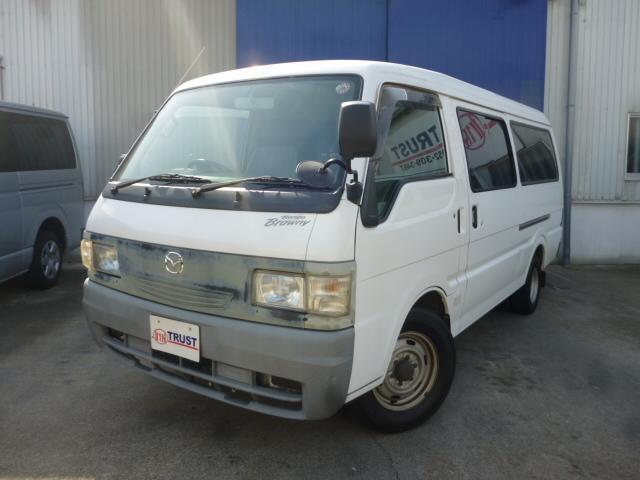 マツダ ロングDX ガソリン ジャストロー ETC 5ドア