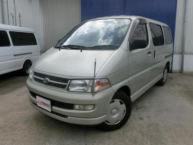 トヨタ DX ディーゼル ETC 4ドア