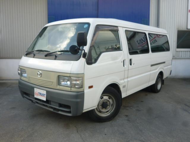 マツダ ロングDX Wタイヤ ジャストロー ガソリン 5ドア ETC
