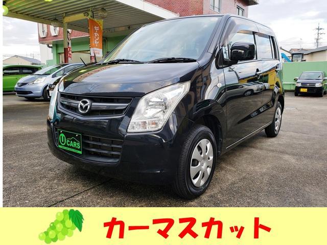 マツダ XGワゴンROEM 72000kmTチェーンタイヤ新品交換済