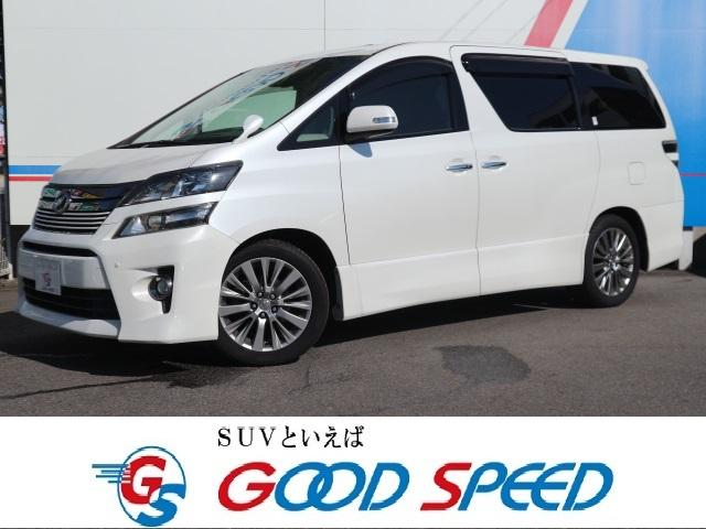 トヨタ 2.4Z ゴールデンアイズII 純正ナビTV SR 両側電動