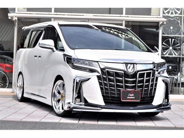 トヨタ 2.5S-C 3眼 MR 新品エアロ WALD20AW 新型