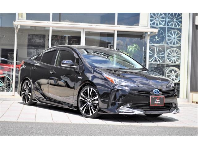 トヨタ S ICソナー モデリスタ 19インチAW ローダウン 新車