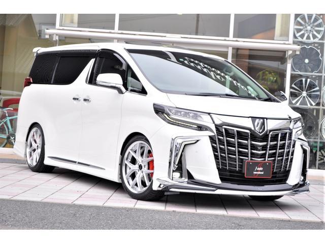 トヨタ 2.5S-C新車 3眼 MR Dミラ TコネクトナビBカメラ