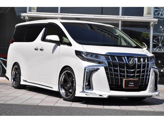 トヨタ S Cパッケ 新車 3眼 MR Dインナーミラー 新品エアロ