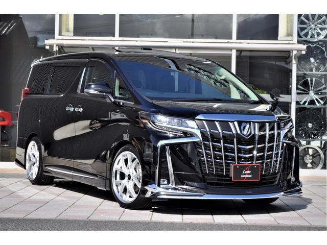 トヨタ 2.5S Cパッケージ 新車 ツインムーンルーフ デジタルミラー 置くだけ充電 100V充電 モデリスタエアロ WALD20インチ ローダウン スマホ連動ディスプレイオーディオ