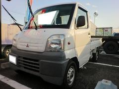ミニキャブトラック4WDパワステ エアコン 5速MT