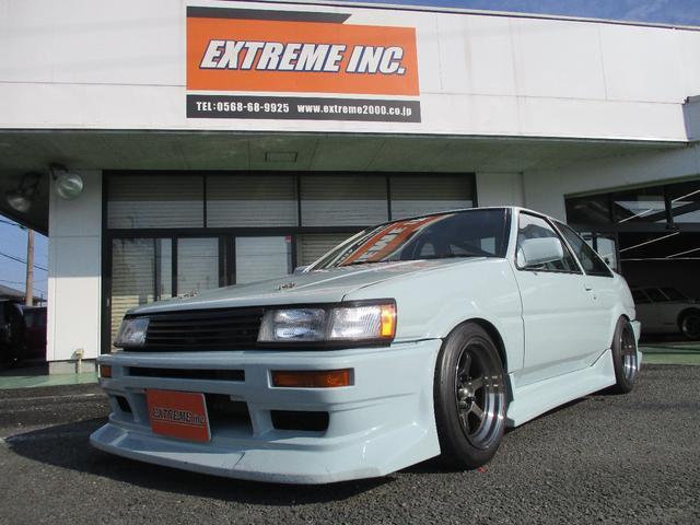 トヨタ AE86改