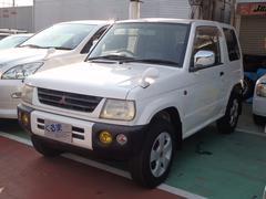 パジェロミニX 4WD キーレス 社外アルミ 1ヵ月3000km保証付き