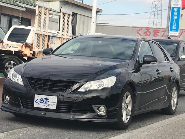 トヨタ 250G リラックスセレクション・ブラックリミテッド ETC