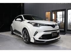 C−HRG モデリスタ 黒革 LEDヘッド 車高調 SC6 22i
