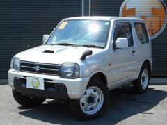 ジムニーXG 5MT 4WD CDデッキ キーレス ETC