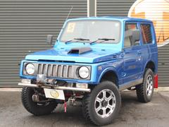 ジムニーワイルドウインドリミテッド 4WD リフトアップ公認取得済み