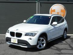 BMW X1sDrive 18i 純正デッキ スマートキー 純正AW
