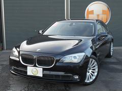 BMW740i コンフォートPG 純正ナビ フルセグ サンルーフ