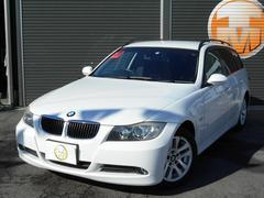 BMW320iツーリング スマートキー HID PWシート