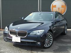 BMW740iコンフォートパッケージ 純正ナビ フルセグ ETC