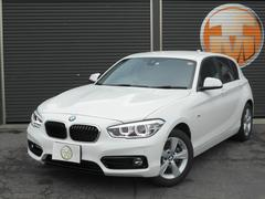 BMW118d スポーツ ワンオーナー 純正ナビ ETC キーレス